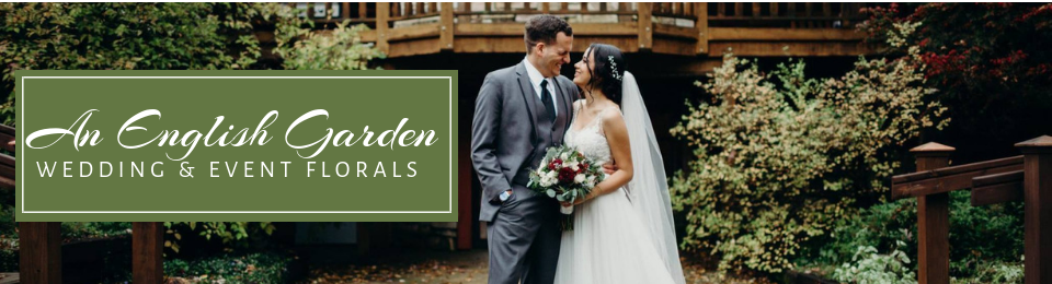 An English Garden Wedding & Event Florals