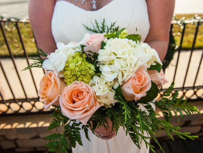 Wedding Bouquet]